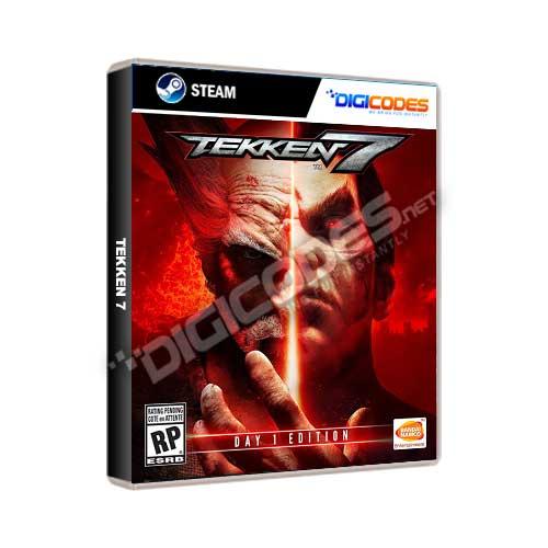 Jual Game PC Tekken 7 Murah & Cepat | Digicodes.net