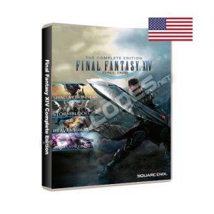 Jual Final Fantasy XIV A Realm Reborn Registration Code