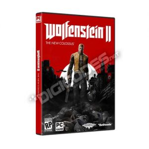 Sale 41% OFF Steam Wolfenstein II: The New Colossus (PC Digital Serial Key