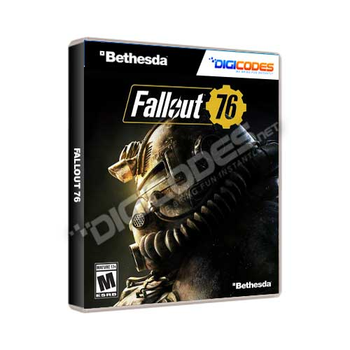 Jual Game PC Fallout 76 - Online (PC Digital Serial Key ...