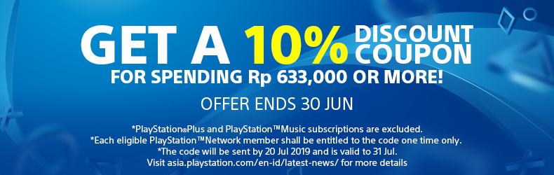 Ramadhan Sale up to 86% off hadir di PlayStation Store Asia | 31 Mei