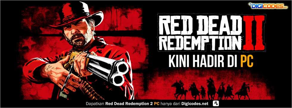 Jual Game PC Red Dead Redemption 2 Original, Murah ...