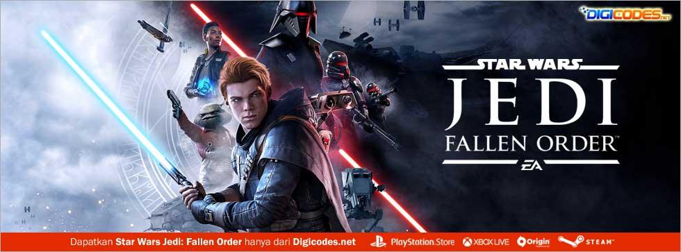 Jual Game Ps4 Pc Star Wars Jedi Fallen Order Original Murah Cepat Digicodes Net