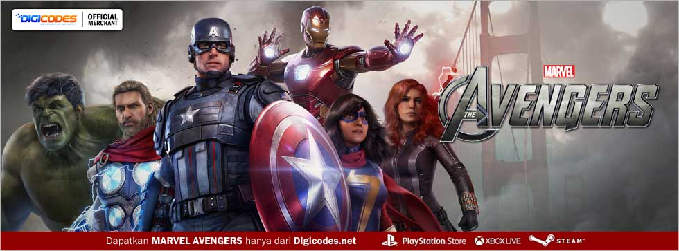 Beli Game Marvel S Avengers Pc Dan Ps4 Original Murah Cepat Digicodes Net